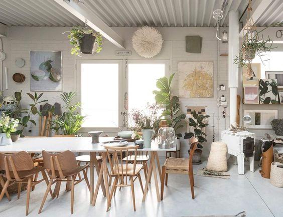 El estilo effortless chic (o lo que es lo mismo, la elegancia sin esfuerzo) es la seña de identidad de este dúplex londinense, proyectado por el estudio 6a Architects. ¡De lo más acogedor!