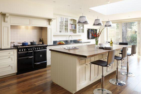 Luxe Lighting - Kitchen Designs, Ideas & Wallpaper (EasyLiving.co.uk)
