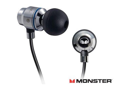 Audífonos Jamz de Monster In-Ear