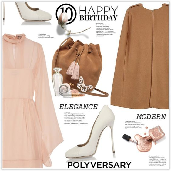 Celebrate Our 10th Polyversary! by stranjakivana on Polyvore featuring Emilio Pucci, Dsquared2, UGG, Mariah Carey, Victoria's Secret, polyversary and contestentry