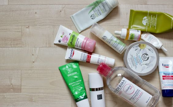 dasjuteleben: How to Build a Skincare Routine