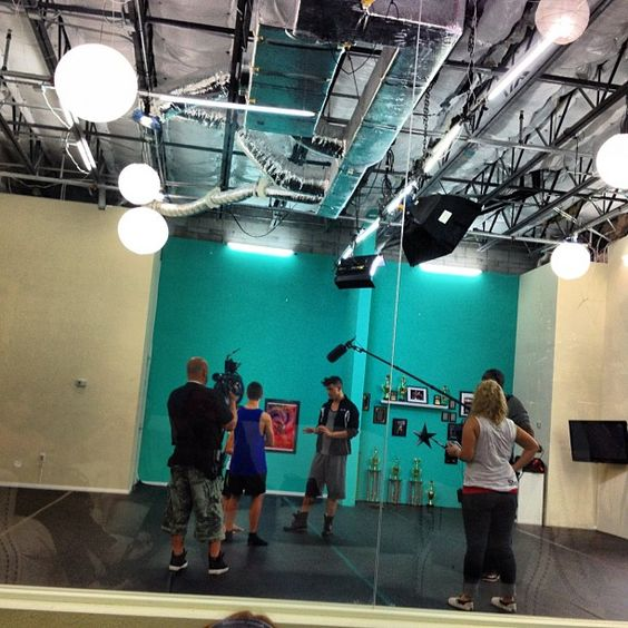 Dance Moms Miami Behind The Scenes Filming Lucas And Victor