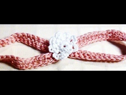 Free Crochet Patterns for Baby Headbands with Crochet Flowers ...