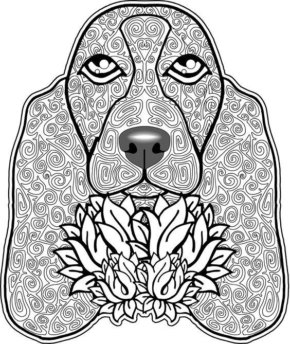 dog sugar skull coloring pages | Free coloring pages, Free coloring and Coloring pages on ...