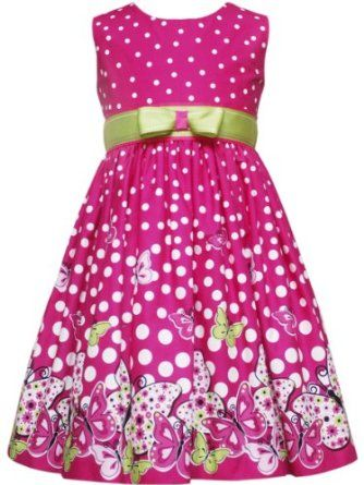 CUTEST Spring Dresses For Girls Juniors Women &amp Babies Are 0N ...