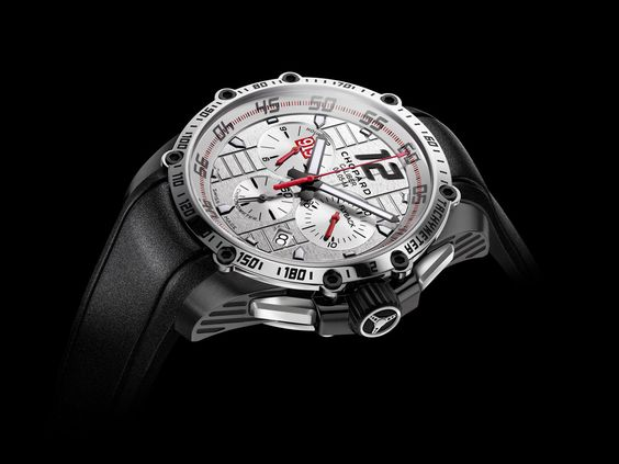 Chopard Superfast Chrono Porsche 919 Only Watch 2015 - perfil