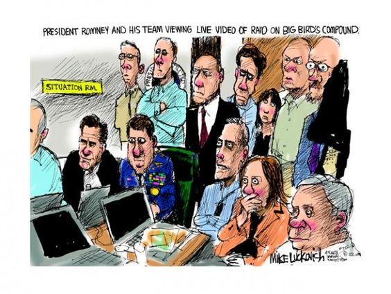 Romney's raid on Big Bird's nest