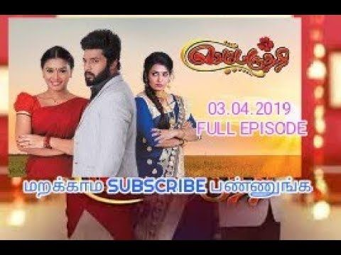 Today Sembaruthi Serial 03 04 2019 Tamil Motivated Speech Full Episo Today Serial Motivation