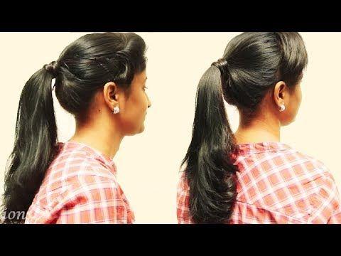 5 Best Hair Style For Ladies Girls Hair Style Tutorial 2017 Youtube Long Hair Styles Long Hair Girl Easy Hairstyles