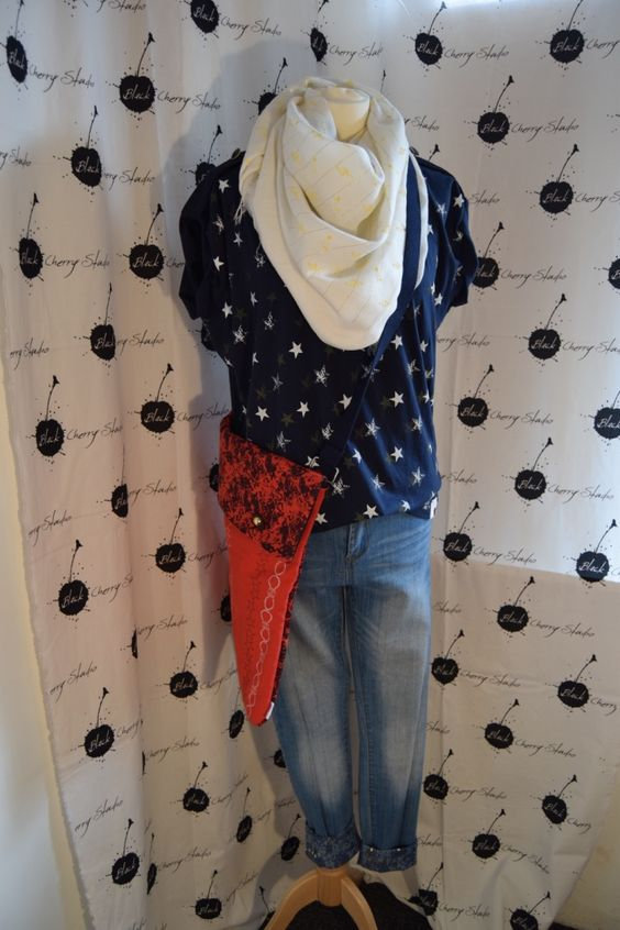 Black Cherry Studio's Zero Waste fashion