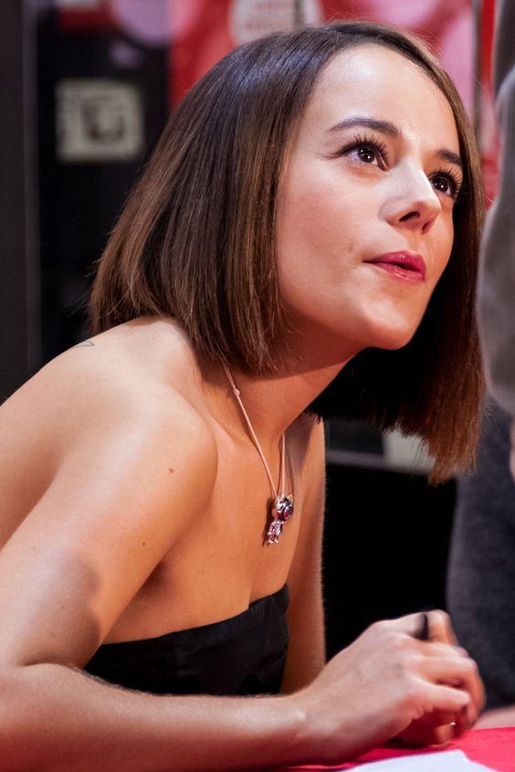 Alizée Jacotey - chanteuse française - Paris - 3 décembre 2007 #Alizee