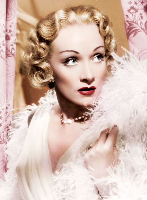 """MARLENE DIETRICH ~ Born: Dec 27,1901 in Germany. Died: May 6,1992 (aged 90) of kidney failure. In Berlin of the 1920s, she acted on stage & in silent films. Her performance in """"The Blue Angel"""" (1930) provided her a contract with Paramount. Her first US film was """"Morocco"""" (1930) followed, by """"Dishonored"""" (1931). Starred alongside James Stewart in """"Destry Rides Again"""" (1939). Starred w/ Spencer Tracy & Burt Lancaster in """"Judgement at Nuremberg"""" (1961). Her final film was """"Just a Gigolo""""…"""