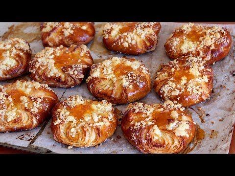 جديد عالم معجنات الصباح والمساء مورقة بخلطة السكر السرية المقرمشة فععلا عجيب مكوناته عندك في البيت Youtube Food Desserts Cooking