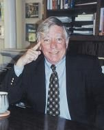 Robert J. Gordon (Northwestern; his homepage has a great, but unpinnable picture - and a selection of pictures of economists)