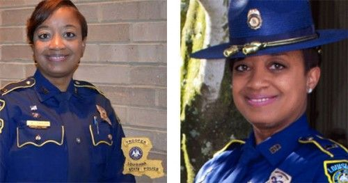 Meet The First Female African American Police Captain In Louisiana State History Https Www Blacknews Com News African American State Police Black Enterprise