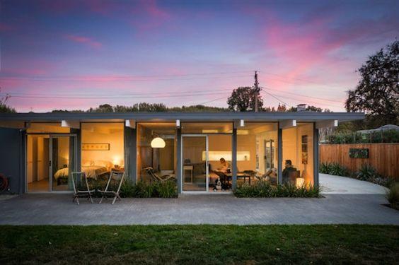 An Eichler Gets A Major Renovation | California Home + Design