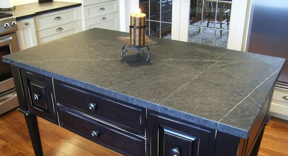 Soapstone Countertops Cost, Reviews, Installation Price. Love The Back  Splash | Kitchen | Pinterest | Soapstone Countertops Cost, Soapstone  Countertops And ...