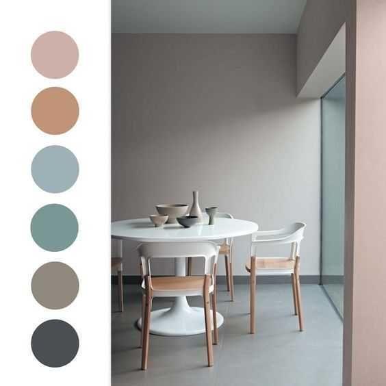 Warna Natural Warna Yang Sering Digunakan Pada Desain Gaya Scandinavia Adalah Putih Abu Abu Bi Desain Interior Kantor Dekorasi Apartemen Dekorasi Ruang Tamu