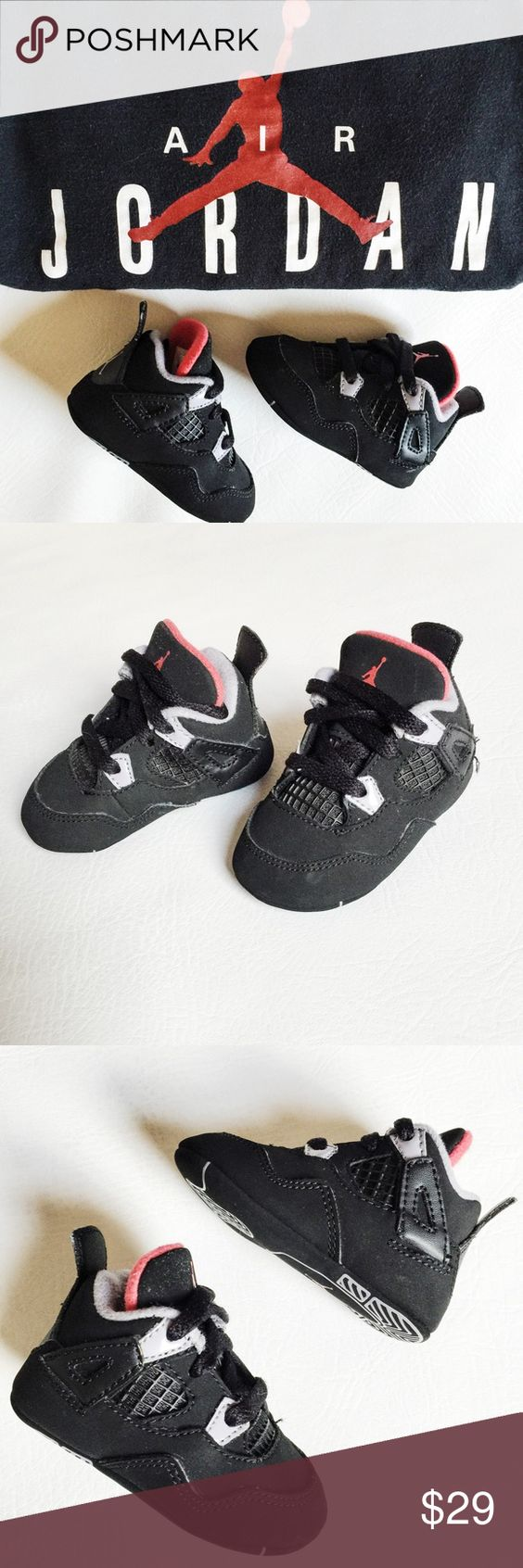 Crib jordans for sale - Sale Nike Air Jordan Retro 4 Infant Shoes Nike Air Jordan Retro