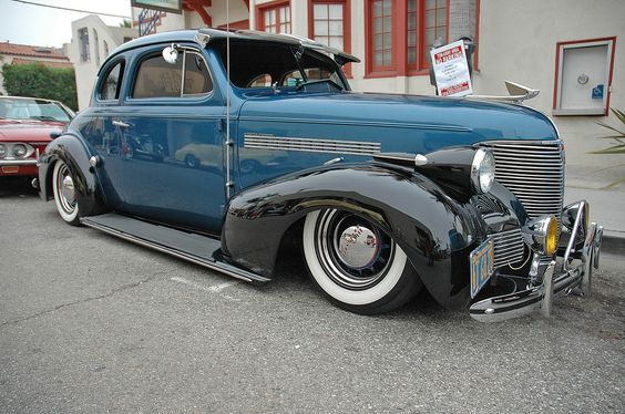 1939 Chevy Coupe | howard gribble | Flickr