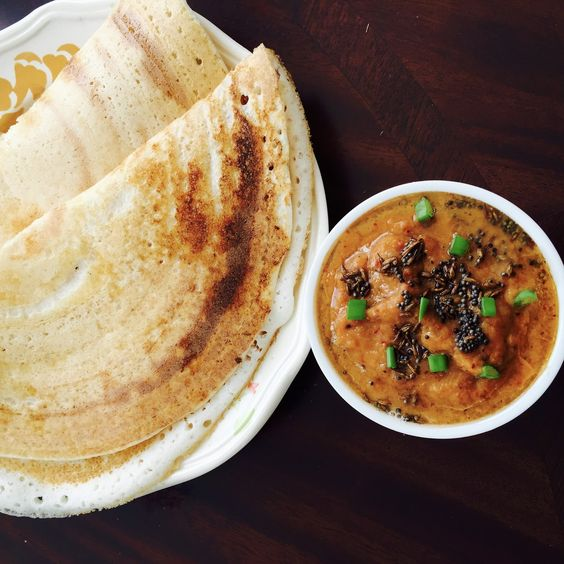 Onion Chutney:Easy Dip for Dosa   For a Healthy Lifestyle Veggibites Onion Chutney: Restaurant style Onion Tomato chutney. Quickest, easiest side dish with Dosa. Tangy, mildly spicy.