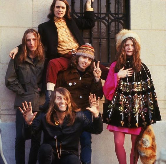 Image result for big brother and the holding company photo by linda mccartney