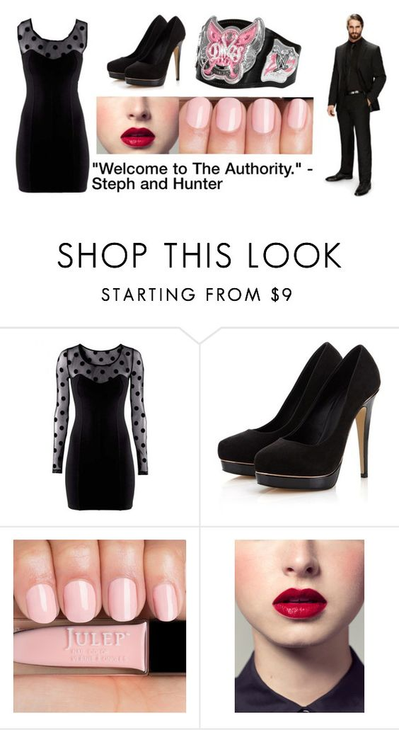 """""""Anna joins the authority."""" by futurewwediva26 on Polyvore featuring Lipsy"""