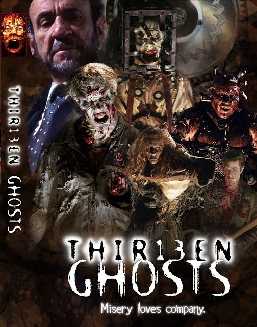 Thir13en Ghosts 2001 Dual Audio Hindi English 720p Bluray