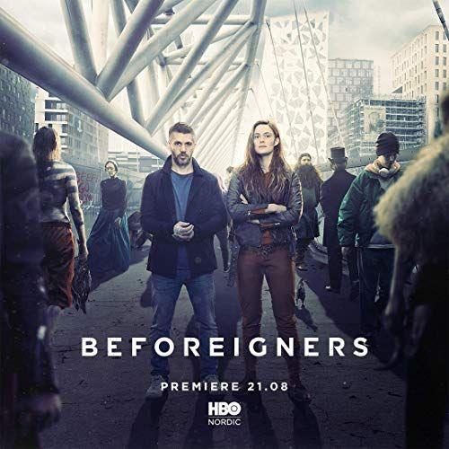 Nicolai Cleve Broch And Krista Kosonen In Fremvandrerne 2019 Series Tv