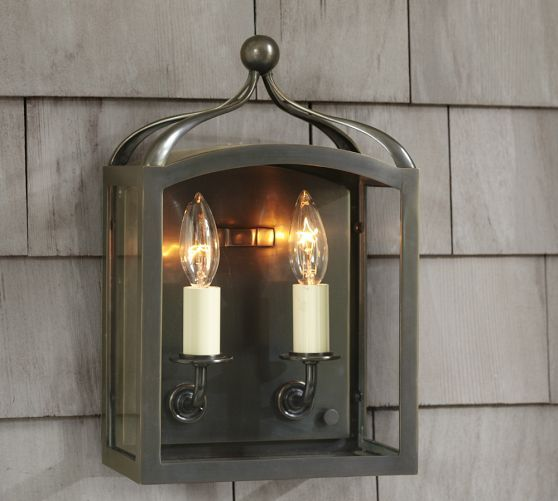 Gothic Wall Sconces: Gothic Indoor/Outdoor Sconce