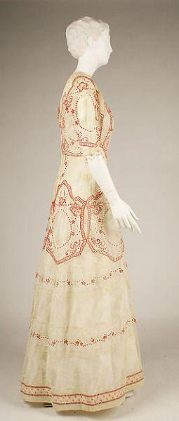 Dress, Date: 1910–11