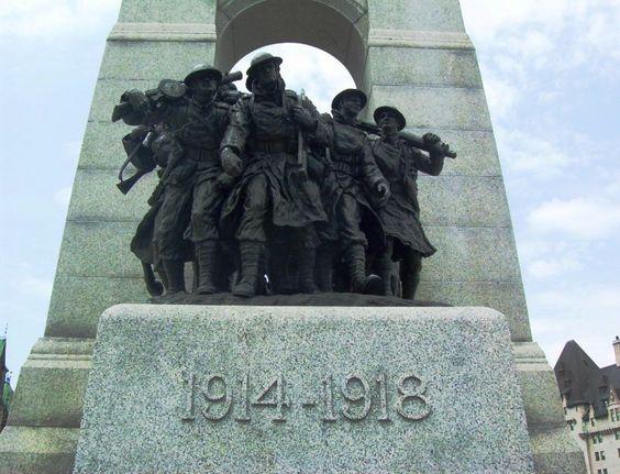 la canada memorial day events