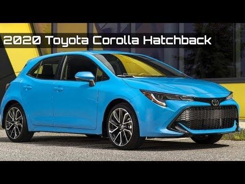 New 2020 Toyota Corolla Hatchback Cheapest Hatchbacks Youtube In 2020 With Images Toyota Corolla Hatchback Toyota Corolla Corolla Hatchback