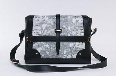 Genuine Cowhide Leather OUOVO-HDC013 Snakeskin Tote bag, should bag, handbags