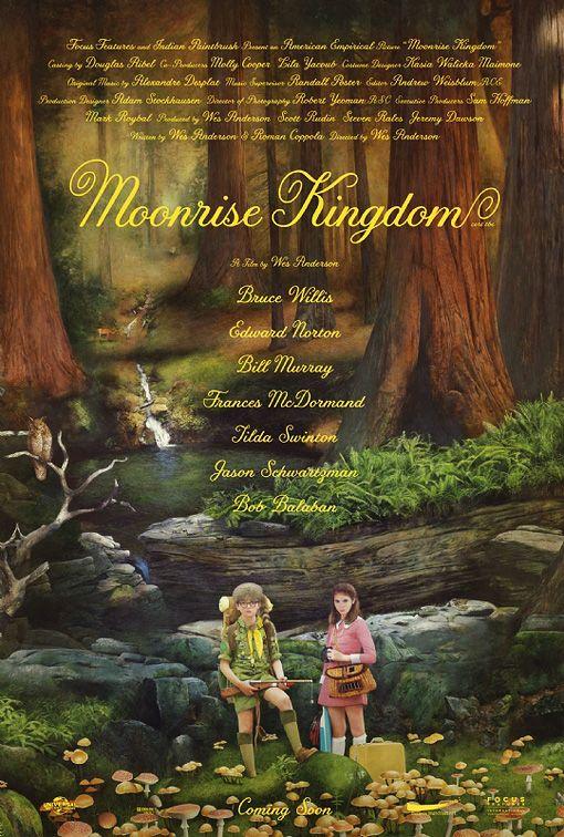 Moonrise Kingdom au Festival de Cannes 2012
