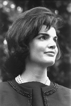 Jacqueline Bouvier / Jackie Kennedy-Onassis - (07/28/1929 - 05/19/1994)