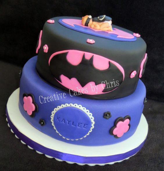 Birthday Party Ideas Augusta Ga: Batgirl Baby Shower