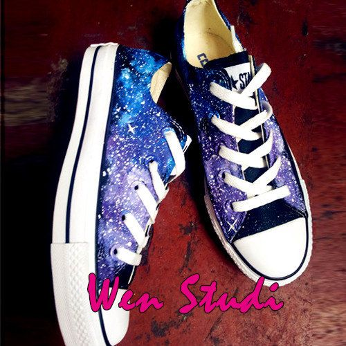all star converse original galaxy