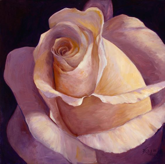 Close to Perfection Painting - Billie Colson