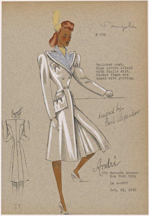 1940s Coat.