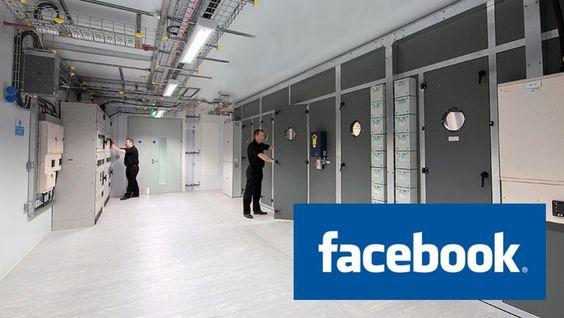 Facebook Stole British Data Centre Design Lawsuit Claims Data