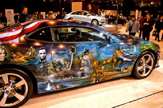 great car paint jobs - Google Search