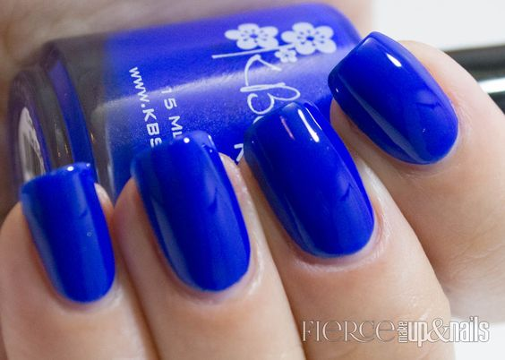 Fierce Makeup and Nails: KBShimmer Early Summer 2014 Collection (6 of 12)