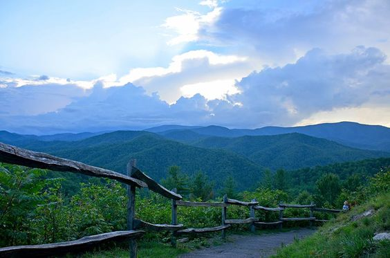 Great Smoky Mountains. Photo by Jim Bennett. Via the Great Smoky Mountains National Park Facebook Page