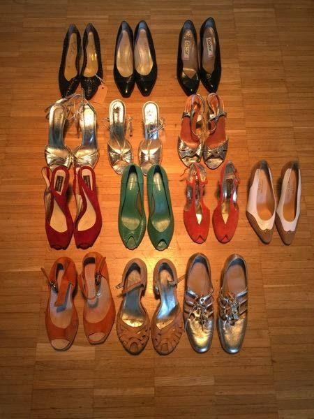 13 paar Schuhe in zollikerberg kaufen bei ricardo.ch