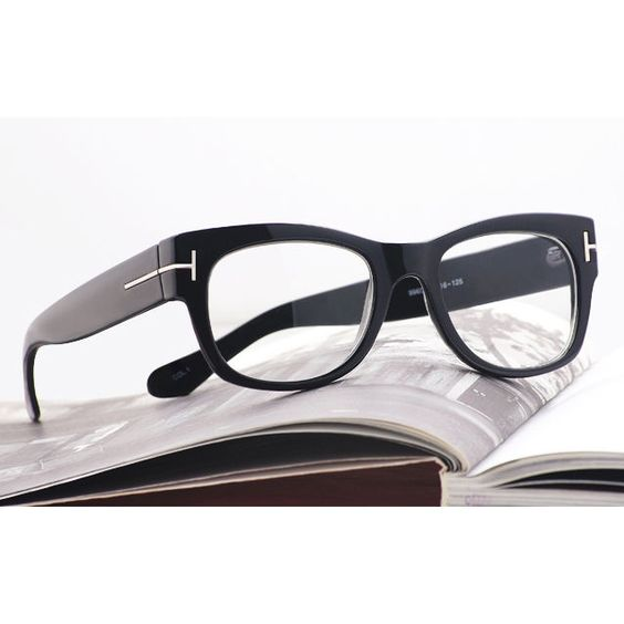 Nerd e9965 BLK Brille filigran rund Glasses Klarglas Hornbrille treber tom retro