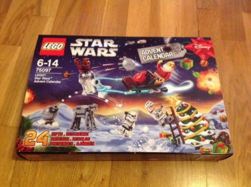 Lego Star Wars Advent Calendar 75097 Complete https://t.co/ycFhuU9ctQ https://t.co/63IQPyR8CW