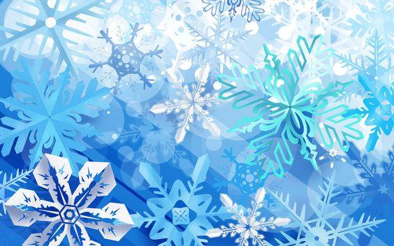 férias de Natal, flocos de neve, gelo, congelado, ocasiões Vetor