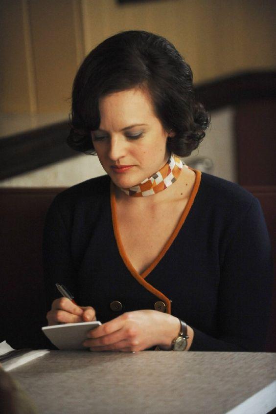 Elisabeth Moss, Peggy Olson