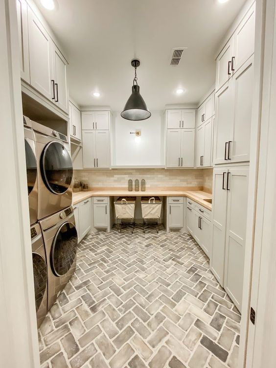 I have been absolutely in love with my laundry room in our new home! Which I also kind of find funny because I am not one of those people that loves doing laundry! Since having the double washer and dryer, it truly is life-changing as a mom of three tiny ones! I can cut my... View the Post